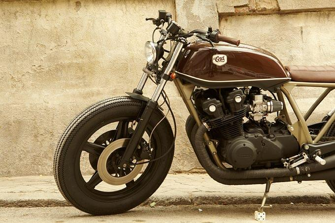 Cafe Racer Dreams – Spain
