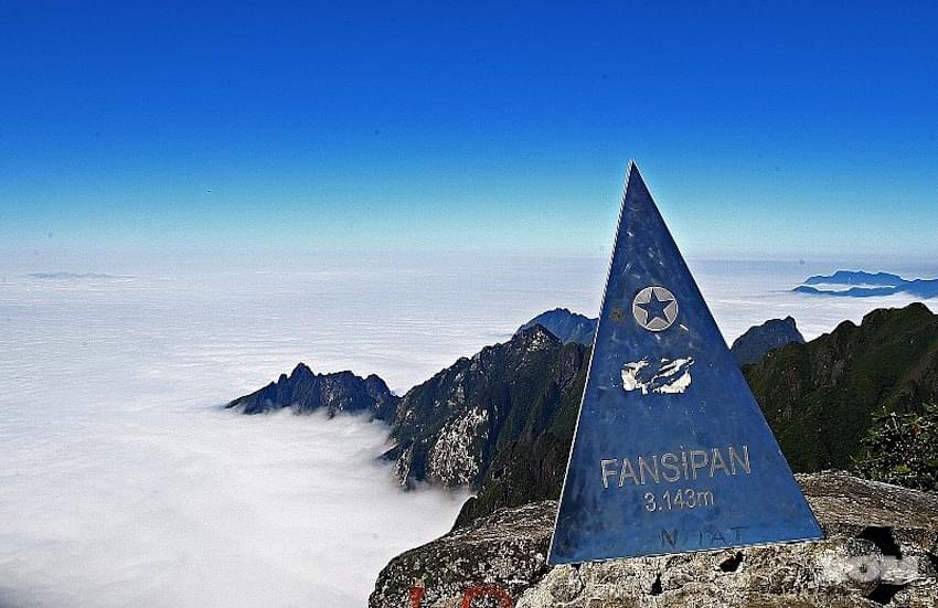 Fansipan mountain