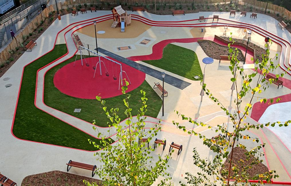 Kids Playground by Espace Libre