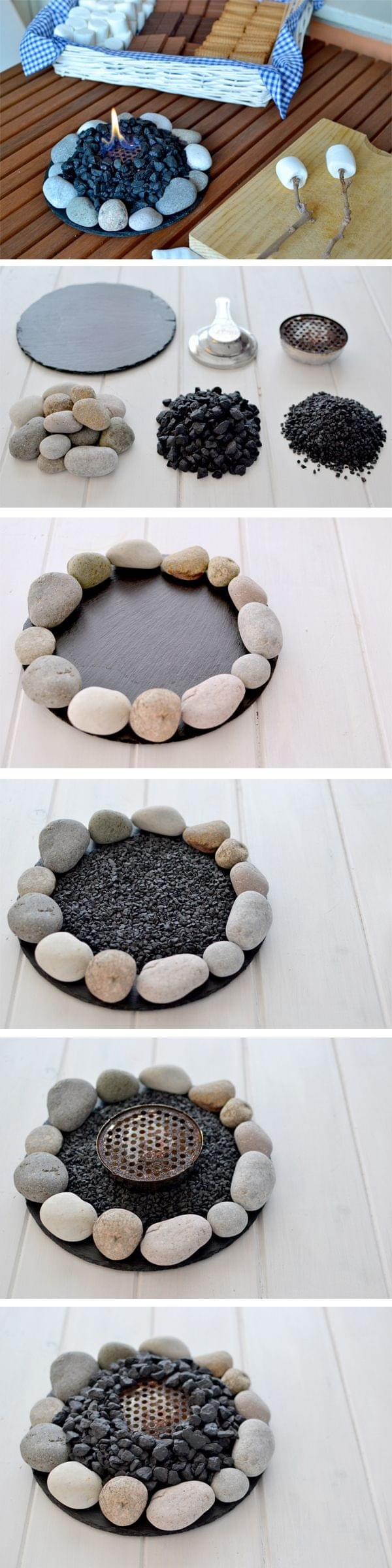 20 DIY Fire Pits For Your Backyard (part 2)