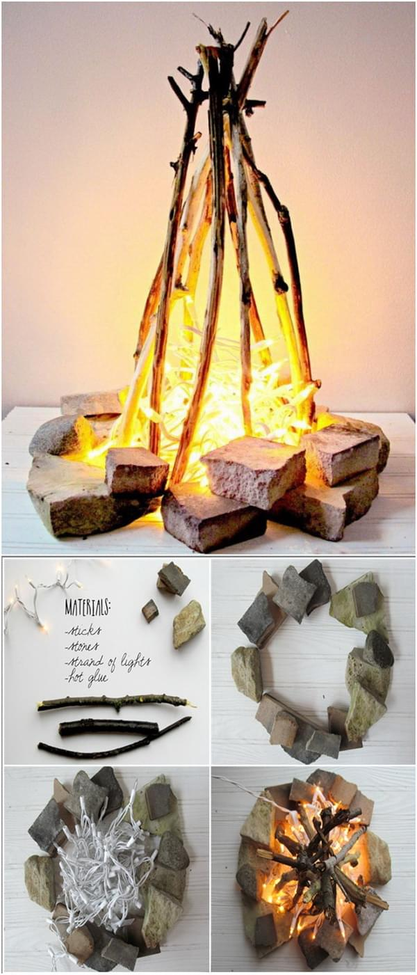 20 DIY Fire Pits For Your Backyard (part 4)