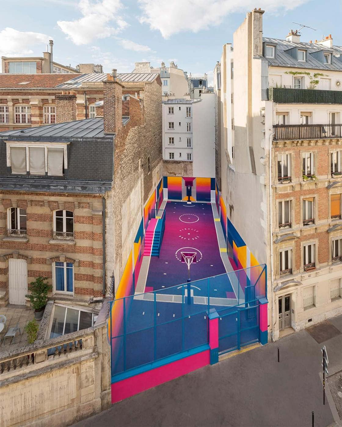 The Playground Duperré Pigalle just got a new design!
