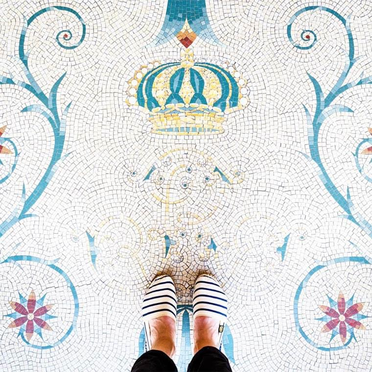 Parisian Floors – Documenting the most beautiful tiles of Paris on Instagram