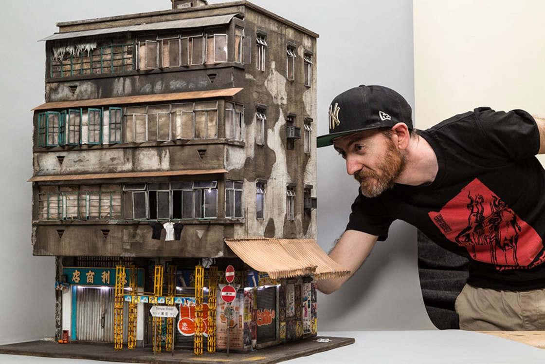 The impressive ultra-realistic models of Joshua Smith