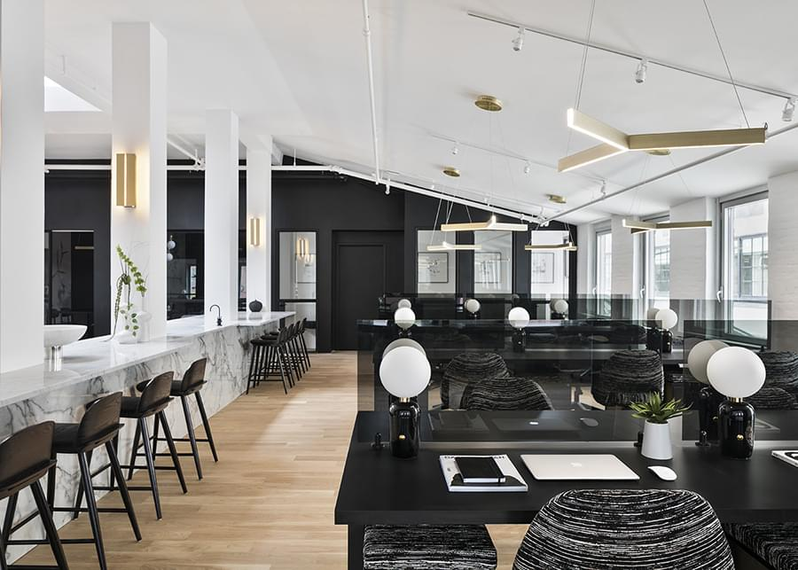 The New Work Project Co-working Space, Brooklyn – NYC