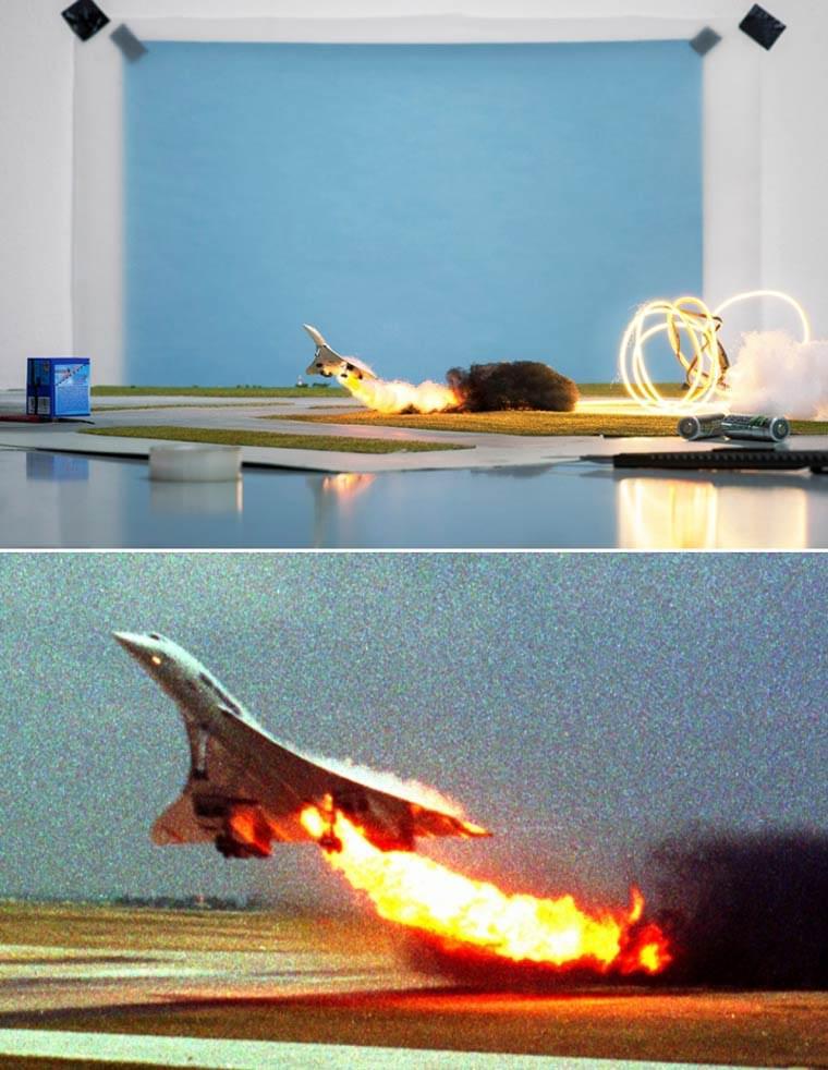 Concorde, Toshihiko Sato, 2000
