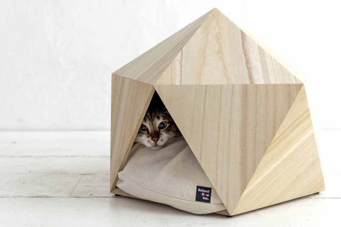 Natural Slow – Beautiful geometric pet beds for your dogs and cats