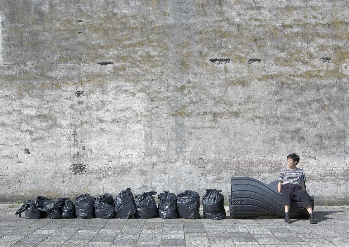 Print Your City – Turning waste into street furniture thanks to 3D printing