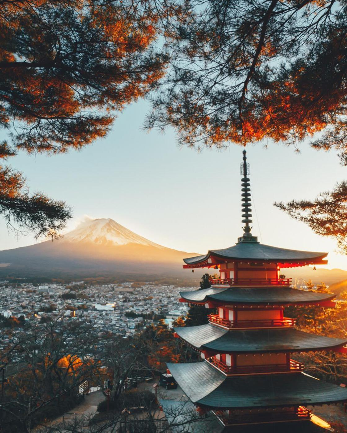 Spirit of Japan – The beauty of Japan captured by Hiro Goto