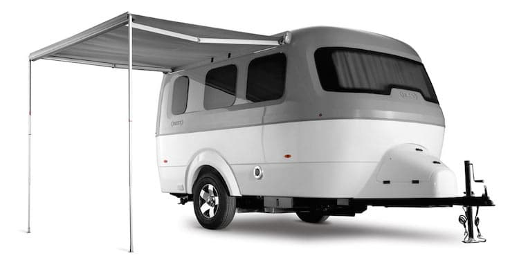 Airstream Launches Fiberglass Travel Trailer Perfect for Spontaneous Adventurers