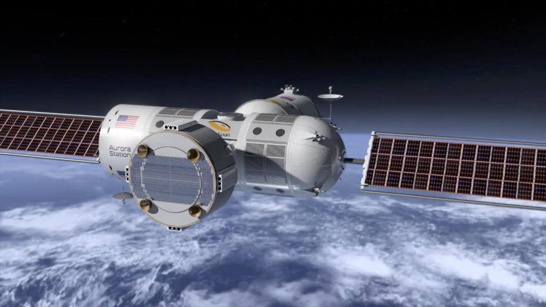 Aurora Station – The first space hotel will open its rooms in 2022!