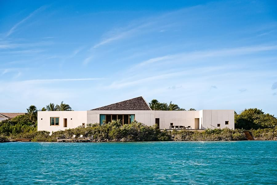 Le Cabanon Vacation Residence by Rick Joy Architects, Providenciales, Turks and Caicos